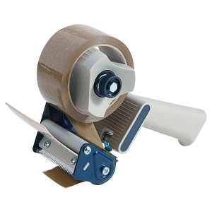 PACK TAPE DISPENSER UP TO 75MM ROLLS