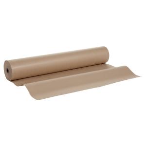 Rol kraft verpakkingspapier 250 m x 120 cm 90 g