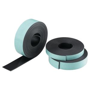 Legamaster magnetisches Aufteilungsband, 19 mm x 3 m, schwarz
