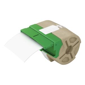 Cartucho de fita contínua autocolante de papel LEITZ ICON 88mm x 22m branco