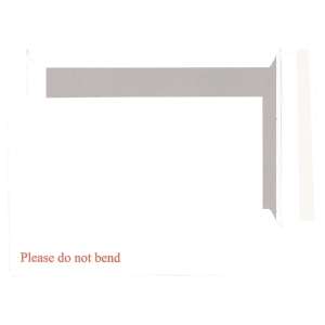 Lyreco Board-Back White Envelopes C4 P/S 115gsm - Pack Of 125