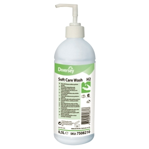 Sæbe Diversey Soft Care Wash H2, 500 ml