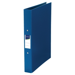 Lyreco 2O Ring Binder A4 40mm Blue