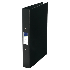 Lyreco 2O Ring Binder A4 40mm Black