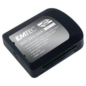 Lettore schede di memoria Emtec