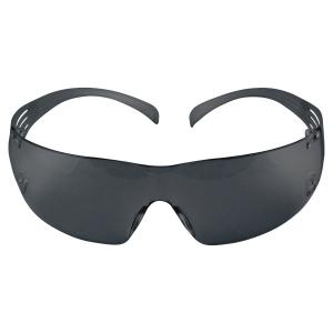3M SecureFit SF202AF Ochranné okuliare, šedé
