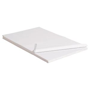 Seidenpapier 65 x 100cm, 22g, weiß, 250 Bögen