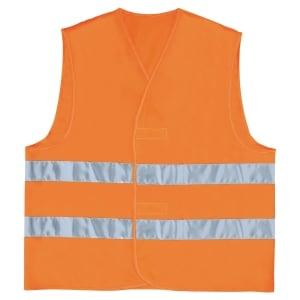 Deltaplus GILP2 hi-viz fluohesje, fluo oranje, maat L, per stuk