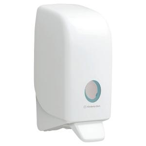 Dispensador de jabón Kimberly-Clark Aquarius - 1 L - blanco