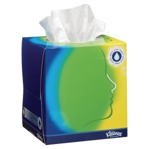 Kleenex Balsem tissues - box of 56