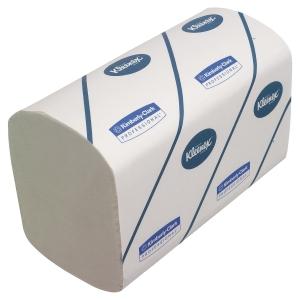 Pack de 30 paquetes de toallas KLEENEX interplegadas en W 96 hojas 3 capas