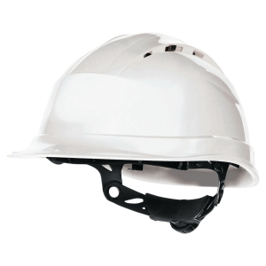 DELTAPLUS QUARTZ UP IV SAFETY HELMET WH