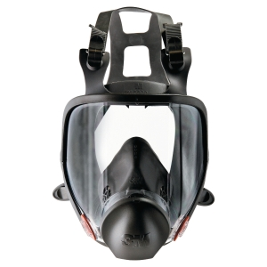 Maschera pieno facciale 3M 6800 a filtri sostituibili