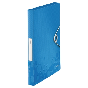 LEITZ 4629 WOW BOX FILE PP BLUE