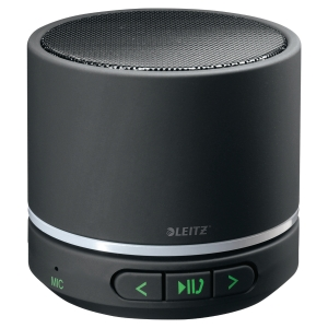 Leitz Complete Portable Bluetooth Stereo Speaker -black