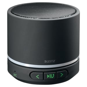 MINI ENCEINTE PORTABLE COMPLETE LEITZ BLUETOOTH