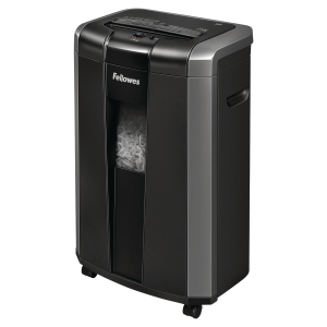 Destructora FELLOWES 76Ct de corte en partículas