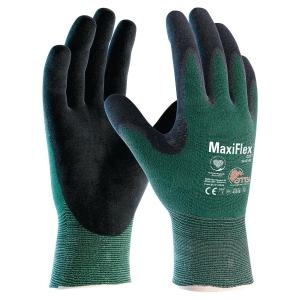 Gants anti-coupures ATG 34-8743, enduction nitrile, taille 10, 12 paires