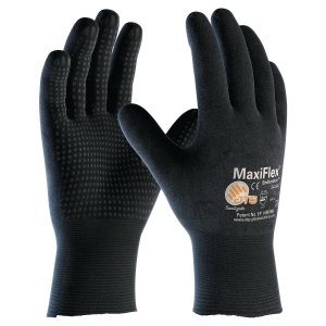 Gants manutention ATG Maxiflex Endurance 42-847 - taille 10 - la paire