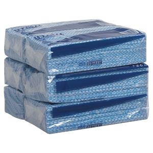 Pack de 50 paños industriales Wypall X50 - azul