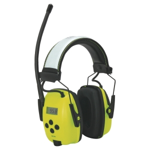 HOWARD LEIGHT 1030332 HIVIS EARMUFF