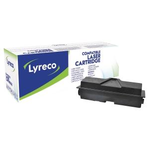 Toner Lyreco kompatibel mit Kyocera TK-170, Reichweite: 7.200 Seiten, schwarz