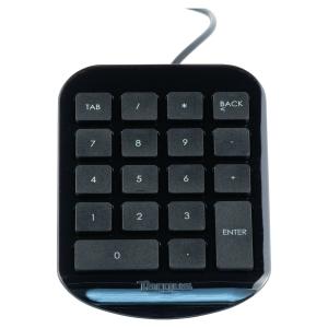 Teclado numérico TARGUS com conexão USB