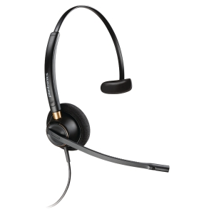 PLANTRONICS MONAURAL PHONE HEADSET ENCOREPRO HW510