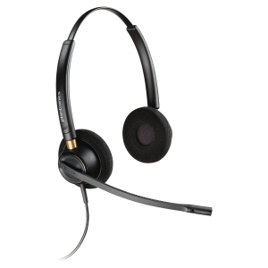 CASQUE BINAURAL PLANTRONICS ENCOR PRO HW520