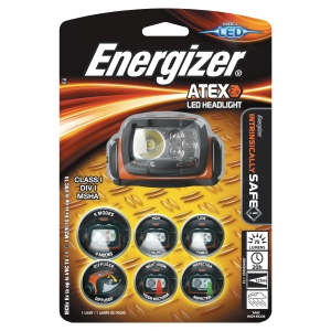 Energizer ATEX 3AA Headlight