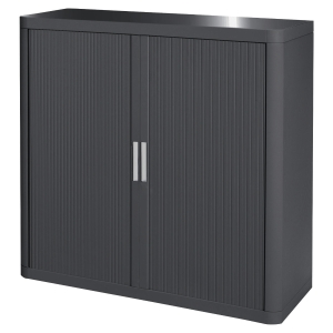 PAPERFLOW CUPBOARD DOOR CHARCOAL