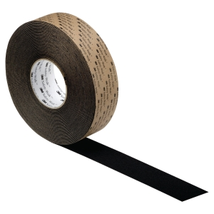 Antislip tape 3M 600 51mm x 18,3 meter sort, pakke á 2 ruller