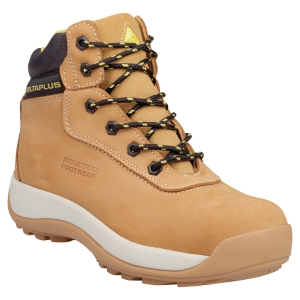 Deltaplus Saga Safety Shoes S3 Beige Size 10