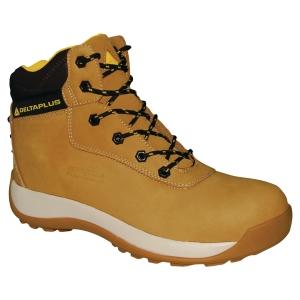 Deltaplus Saga Safety Shoes S3 Beige Size 11