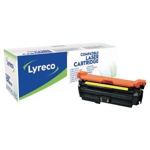 Lyreco HP 653A CF322A laservärikasetti keltainen