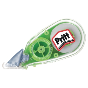 CORRETTORE A NASTRO MICRO ROLLY PRITT L 10 M X H 4,2 MM COLORI ASSORTITI