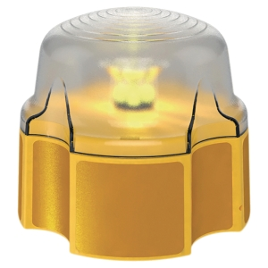 Luce di segnalazione a led per delimitatore Skipper unit e Skipper XS unit