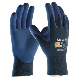 Gants ATG MaxiFlex® 34-274 polyvalents, enduction nitrile, taille 8, 12 paires