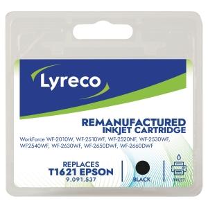 CARTUCCIA INKJET LYRECO PER STAMPANTI EPSON T1621 NERO