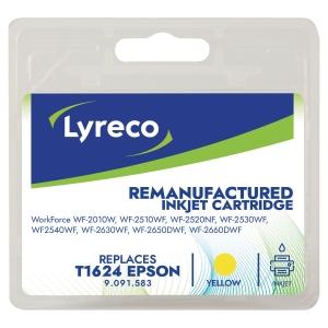 CARTUCCIA INKJET LYRECO PER STAMPANTI EPSON T1622 GIALLO