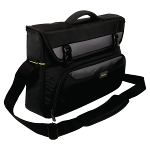 Sacoche Targus Messenger City Gear pour ordinateur portable de 15-17.3""