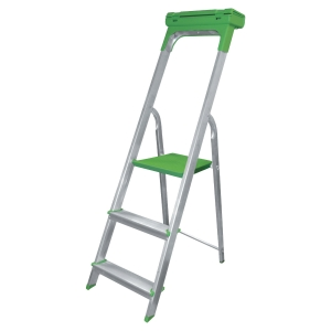 SAFETOOL 3730.03 LADDER 3 STEPS ALU