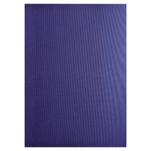 Exacompta Bind Cover Textile Dark Blue Pk100