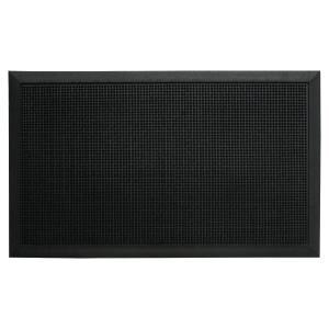 Paperflow binnenmat picot 60 x 80 cm zwart