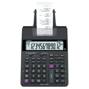 Casio HR-150RCE printrekenmachine