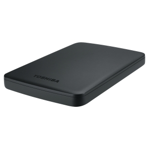 TOSHIBA 1.0TB CANVIO BASICS PORTABLE HDD