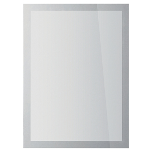Durable Duraframe Sun A4 Silver - Pack of 2