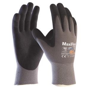 Paire de gants ATG Maxiflex Ultimate 42-874 gris taille 10
