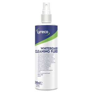 WHITEBOARD RENSESPRAY 250 ML LYRECO