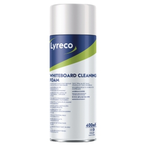 LYRECO WHITEBOARD CLEANING FOAM 400ML